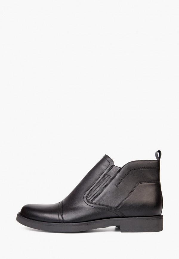мужские ботинки mida, черные