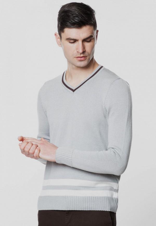 мужской пуловер arber, серый