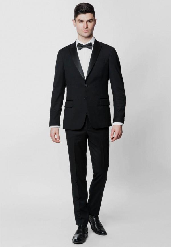 мужской костюм arber, черный