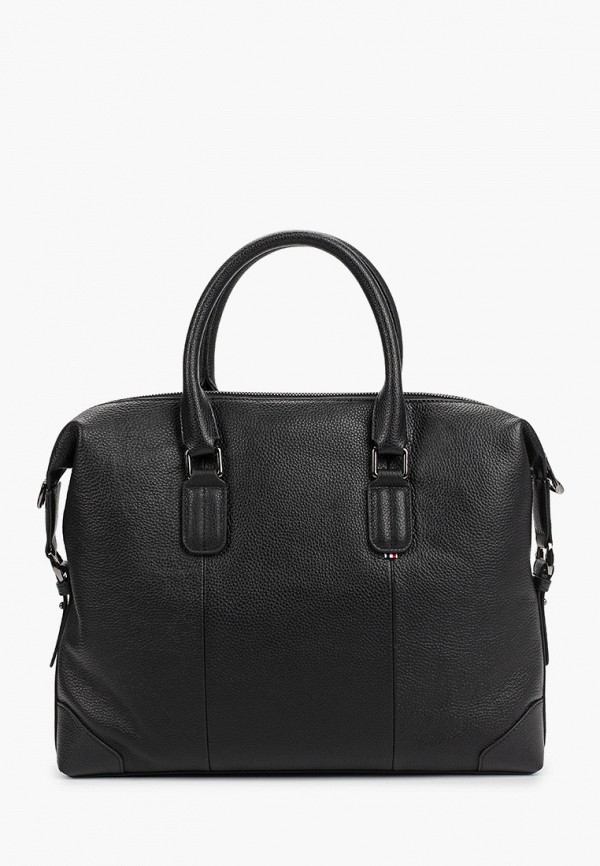мужская сумка с ручками mascotte, черная