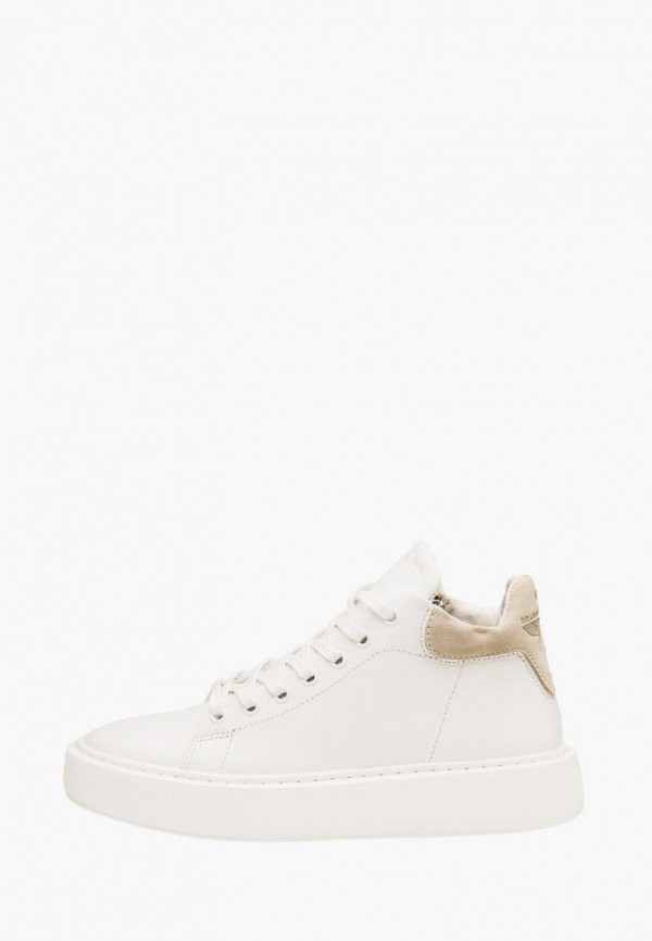 мужские ботинки broni, белые