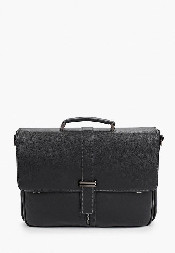 мужской портфель vitacci, черный