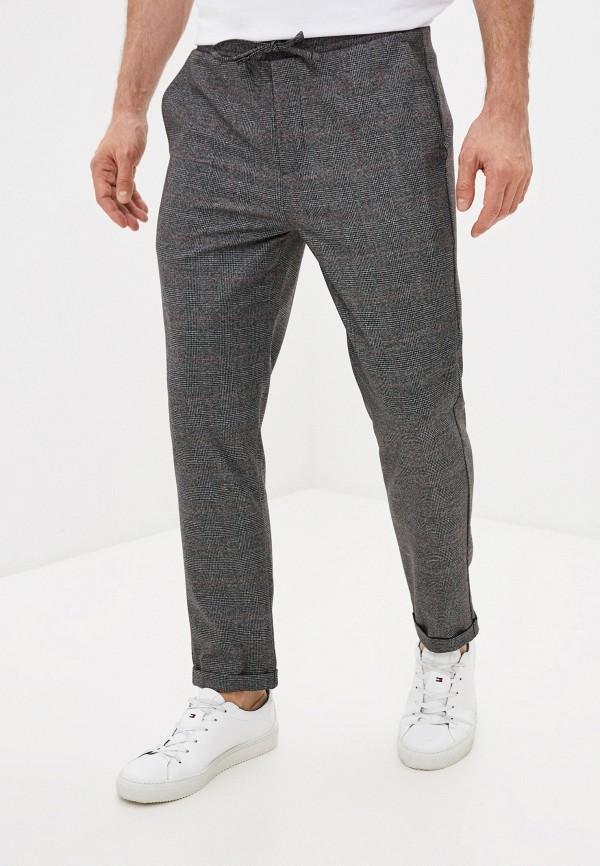 мужские брюки джоггеры mark formelle, серые