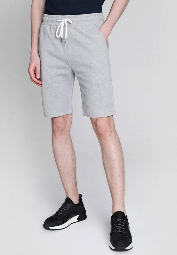 мужские повседневные шорты o'stin, серые