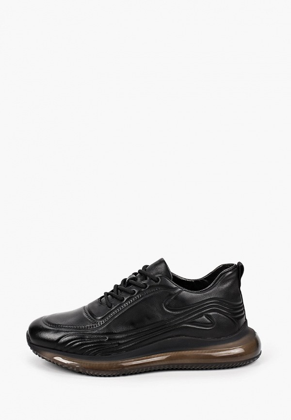 мужские низкие кроссовки sprincway, черные