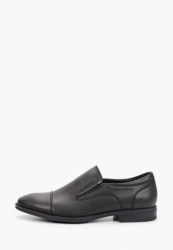 мужские туфли thomas munz, черные
