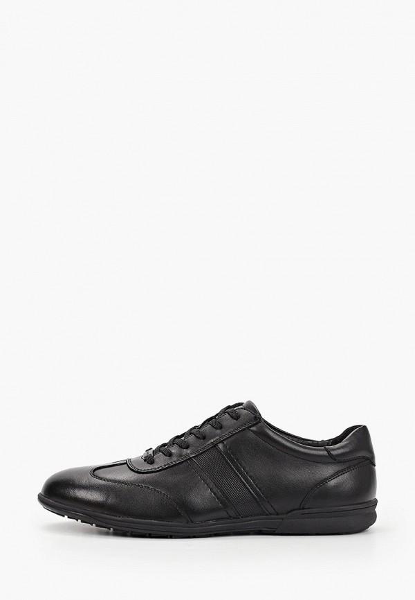 мужские низкие кроссовки thomas munz, черные