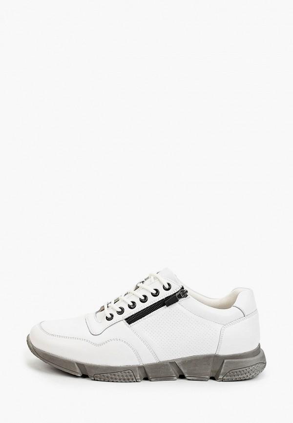 мужские низкие кроссовки thomas munz, белые