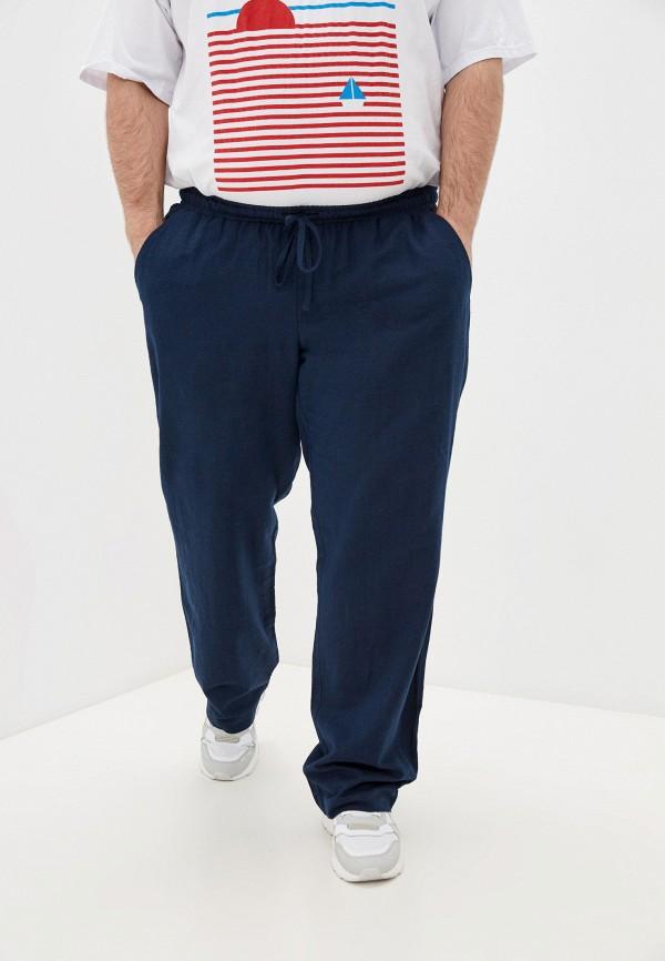 мужские повседневные брюки naviator, синие