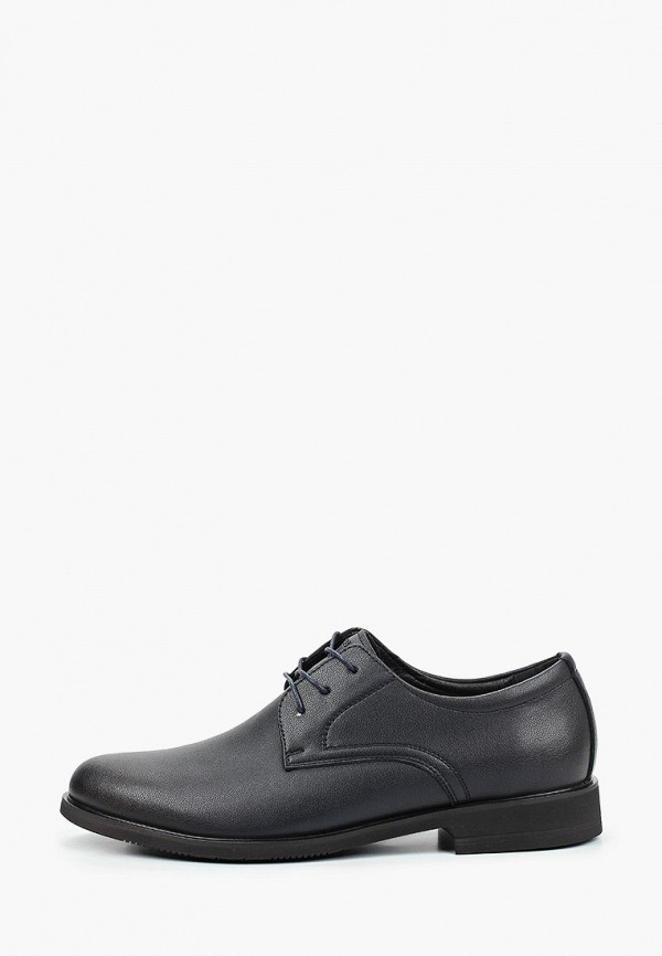 мужские туфли-дерби thomas munz, синие