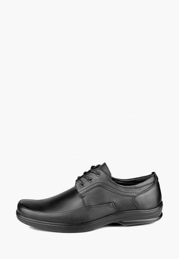 мужские туфли golovin, черные