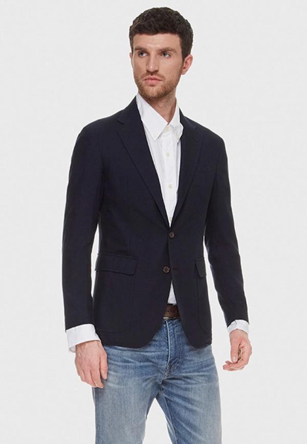мужской пиджак polo ralph lauren, синий