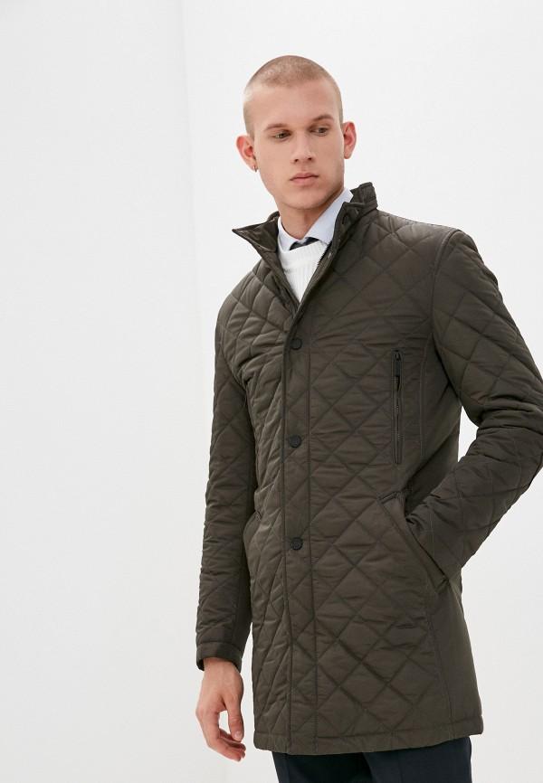 мужская утепленные куртка bazioni, хаки