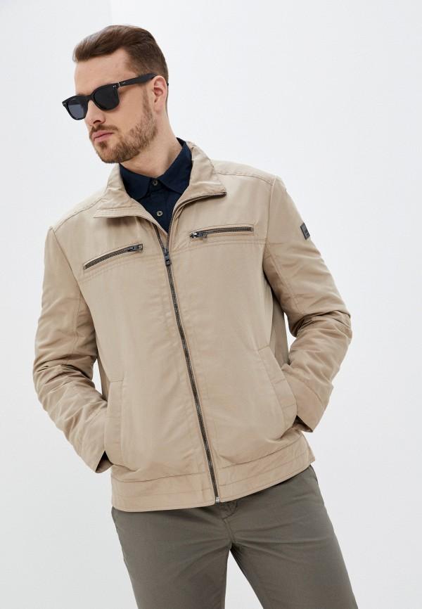 мужская легкие куртка baon, бежевая