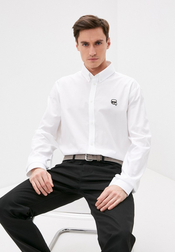 Рубашка Karl Lagerfeld Karl Lagerfeld  фото
