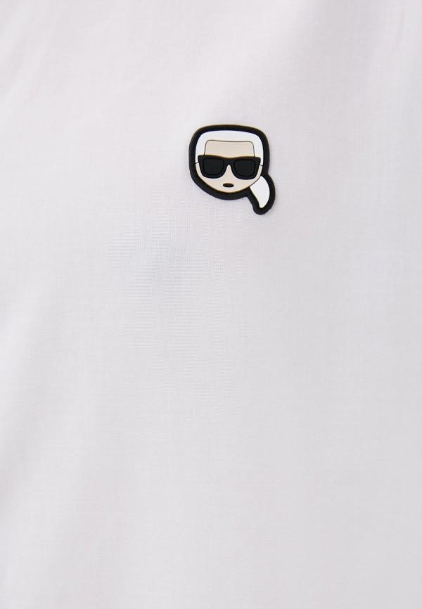 Рубашка Karl Lagerfeld Karl Lagerfeld  фото 6