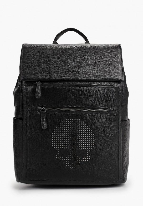 мужской рюкзак mascotte, черный