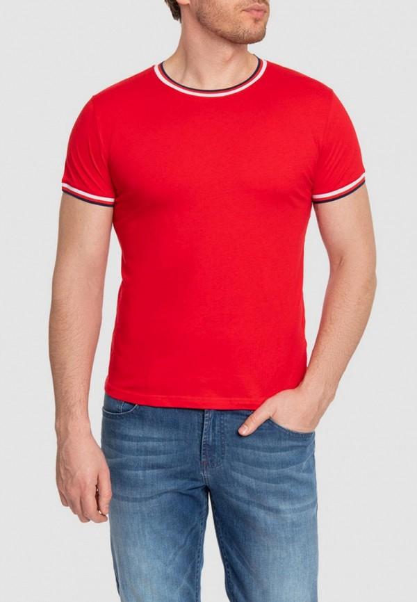 Футболка Kanzler красного цвета