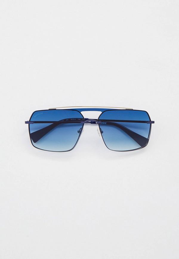 мужские квадратные солнцезащитные очки baldinini, серые