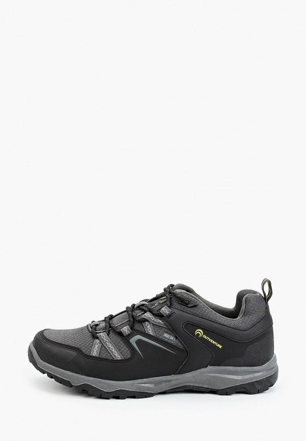 мужские ботинки outventure, серые