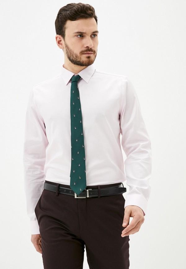 Рубашка Henderson розового цвета