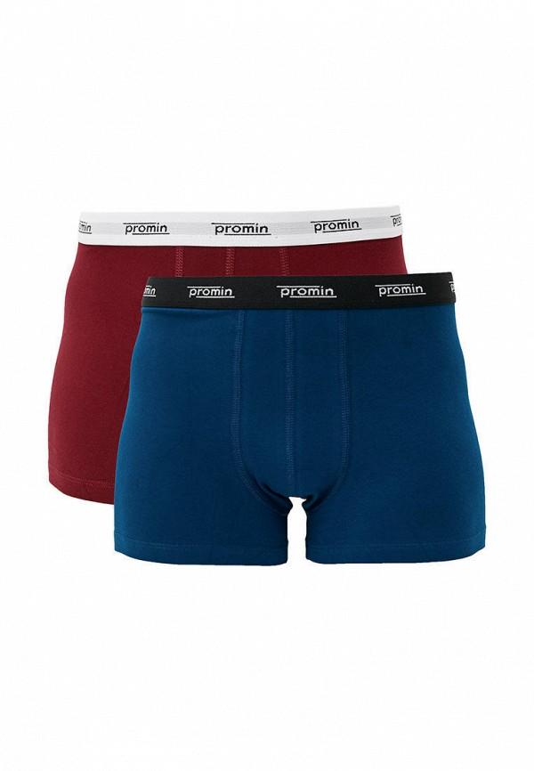 мужские трусы-боксеры promin, разноцветные