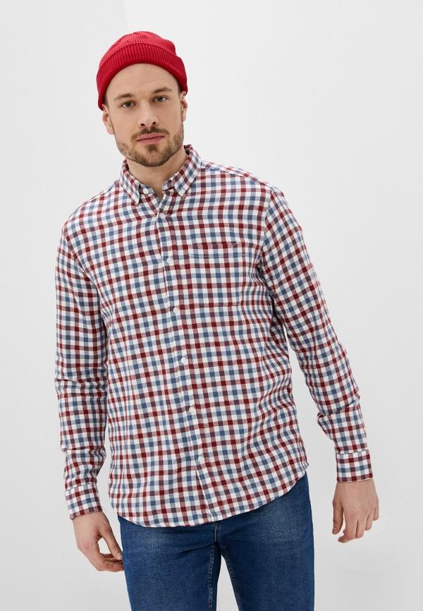 мужская рубашка с длинным рукавом colin's, разноцветная