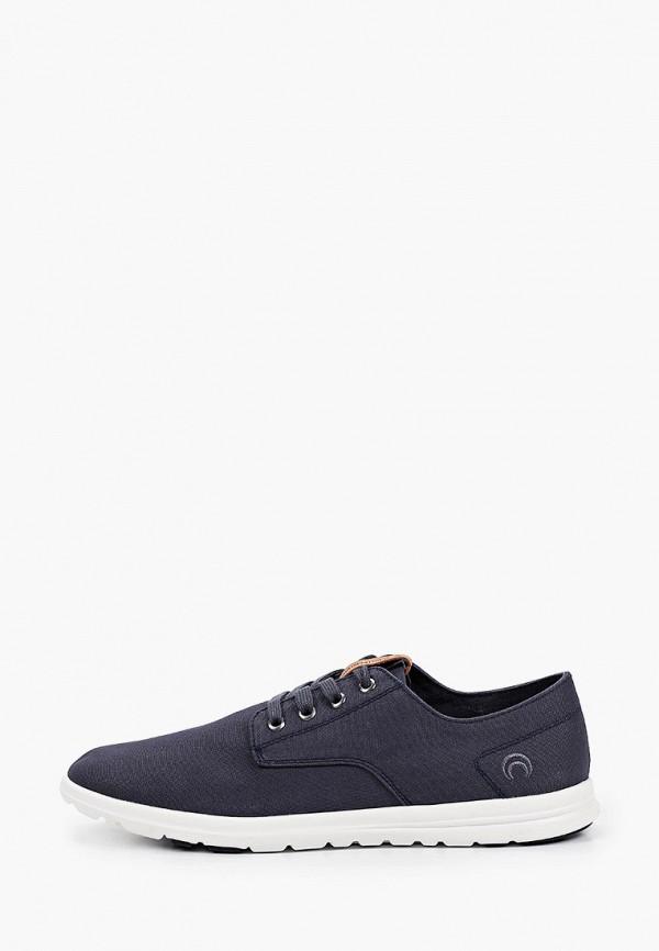 мужские низкие ботинки outventure, синие