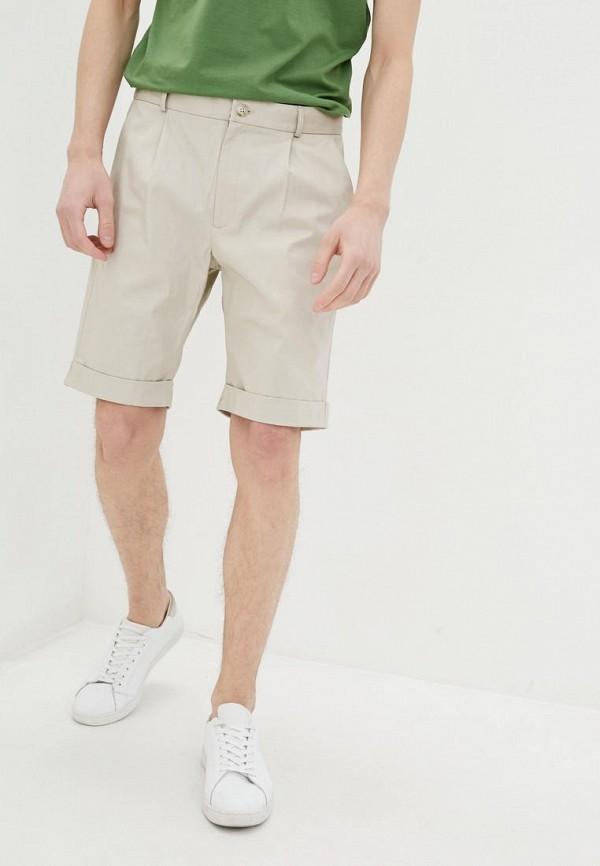 мужские повседневные шорты promin, бежевые