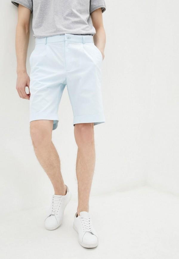 мужские повседневные шорты promin, голубые