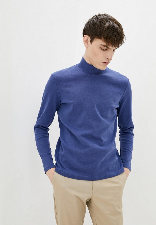 мужская водолазка promin, синяя