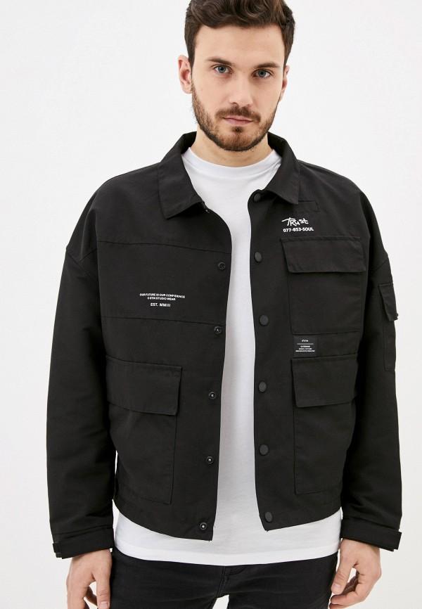 мужская легкие куртка o'stin, черная