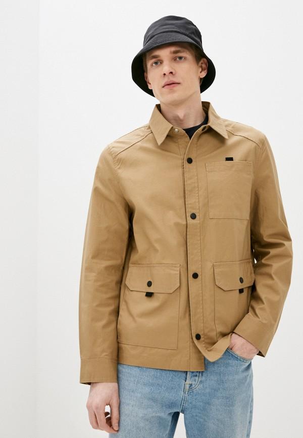 мужская легкие куртка o'stin, бежевая