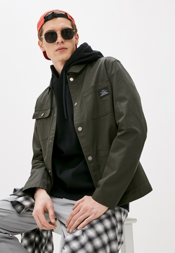 мужская легкие куртка o'stin, хаки