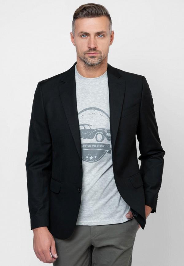 мужской пиджак arber, черный