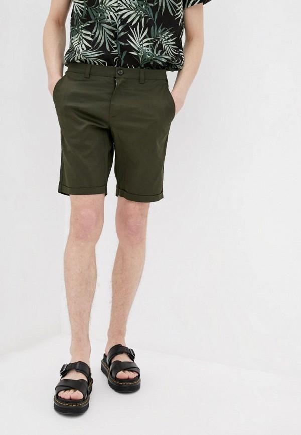 мужские повседневные шорты pate, хаки
