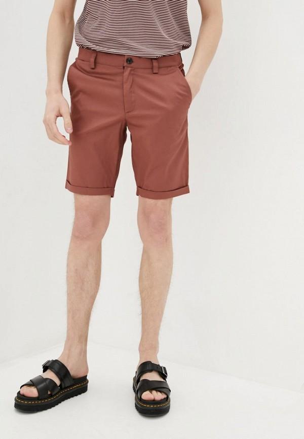 мужские повседневные шорты pate, коричневые