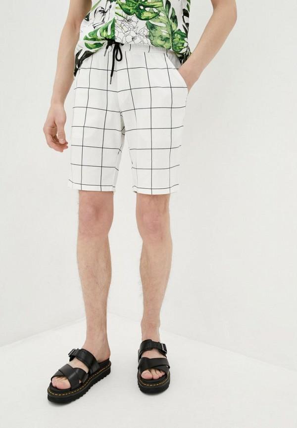 мужские повседневные шорты pate, белые