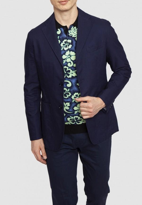 Пиджак Kanzler синего цвета
