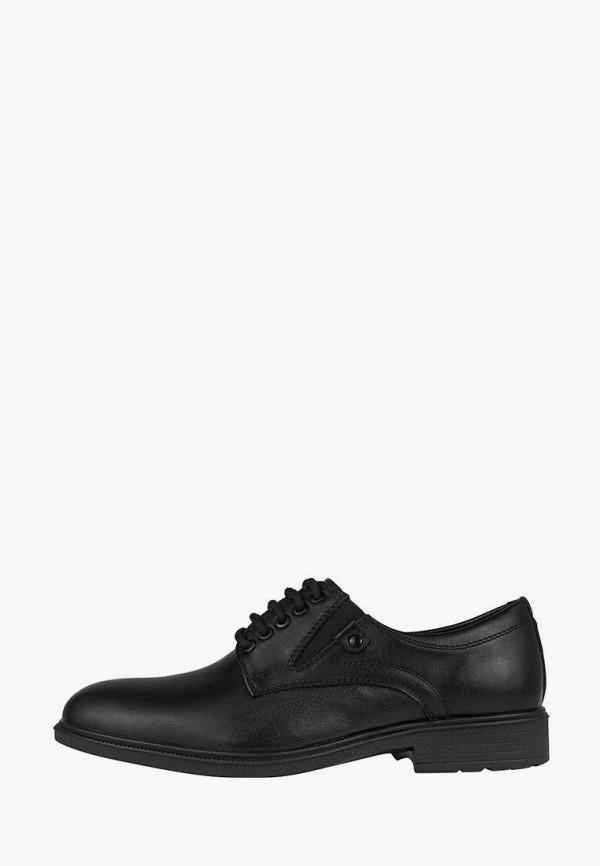 мужские туфли libero, черные