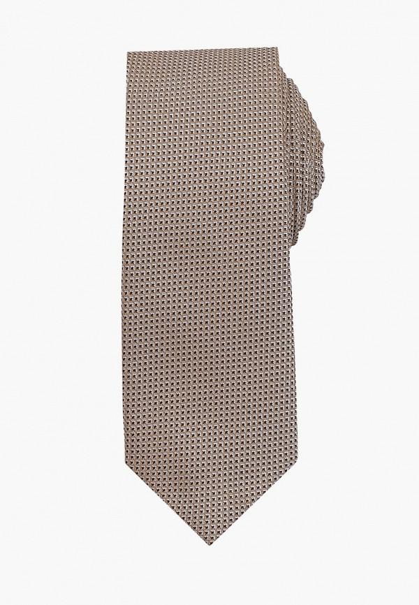 мужские галстуки и бабочки boss, бежевые