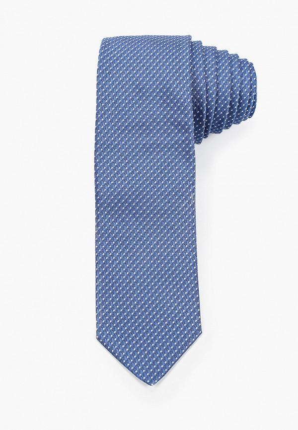 мужские галстуки и бабочки boss, голубые