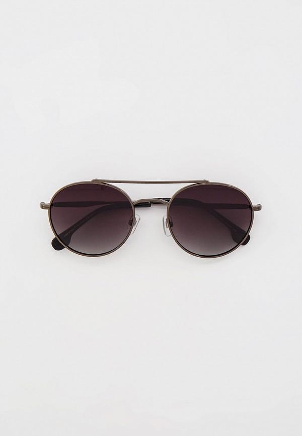 мужские авиаторы солнцезащитные очки matrix, серые