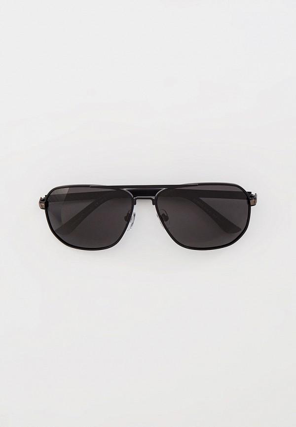 мужские авиаторы солнцезащитные очки matrix, черные