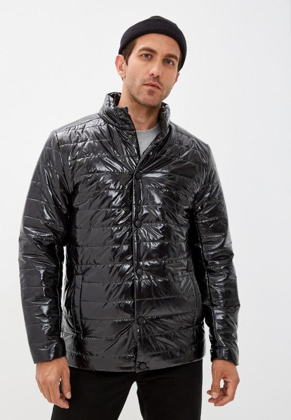 мужская утепленные куртка naturel, черная