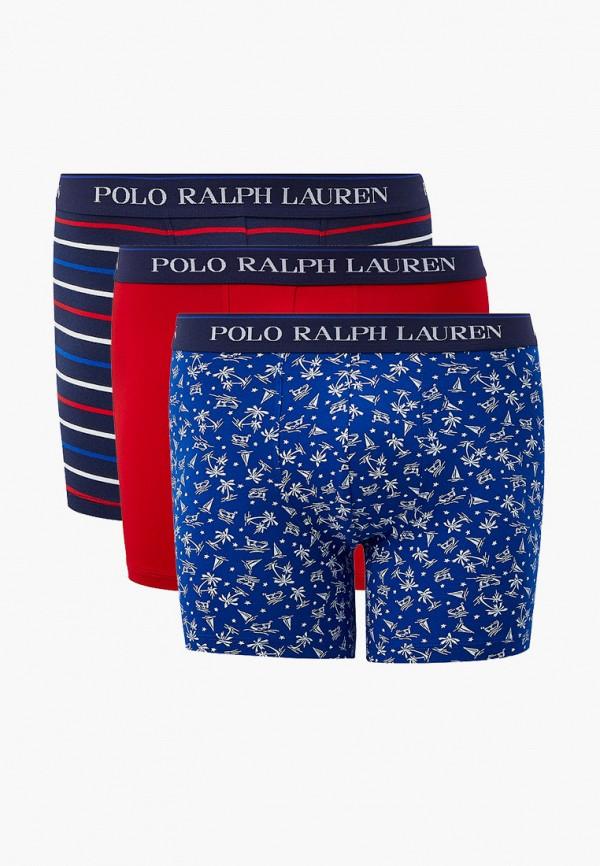 мужские трусы polo ralph lauren, разноцветные