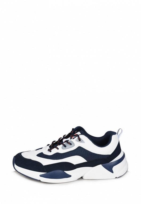 мужские низкие кроссовки pierre cardin, синие
