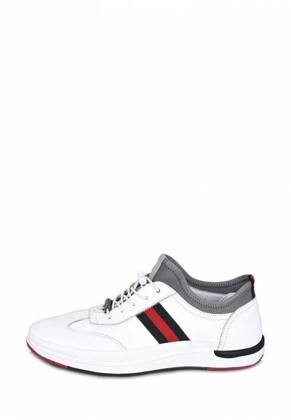 мужские низкие кроссовки pierre cardin, белые
