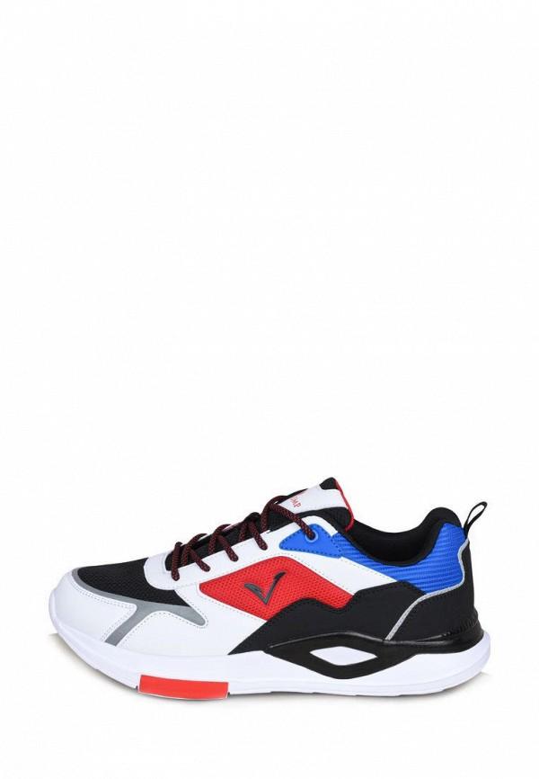 мужские низкие кроссовки timejump, разноцветные