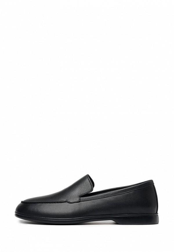мужские лоферы pierre cardin, черные